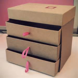 how to make an organizer out of birchboxes birchbox