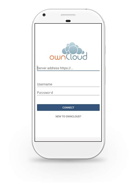 for mobile owncloud mobile apps