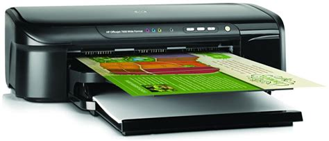 Tinta Printer Hp Officejet 7000 Wide Format Hp Officejet 7000 Wide Format Printer Review Printer