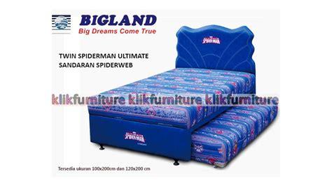Kasur Bigland Termurah harga 3 in 1 ultimate bigland springbed 50