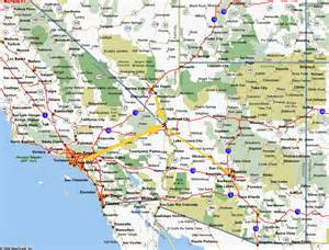 detailed map southern california car interior design