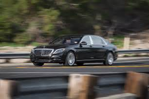 Mercedes S600 Maybach 2016 Mercedes Maybach S600 Test Motor Trend
