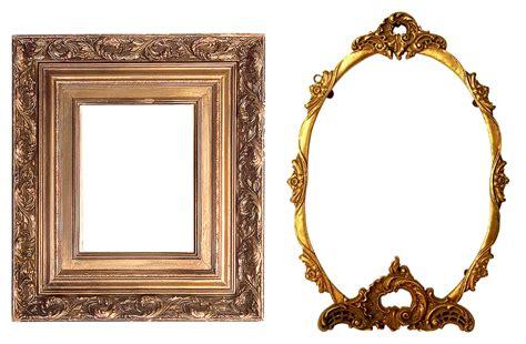 Bingkai Foto Frame Shabby free illustration frame carved gold baguette free