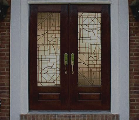 contemporary double front door images of glass double front doors for homes new front