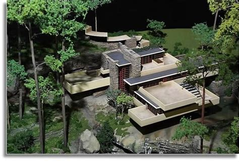 images  falling water  pinterest fireplaces