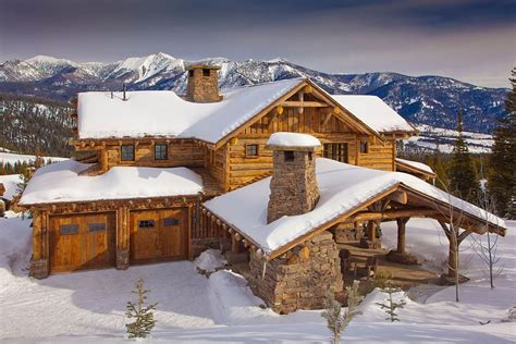 Mountain Home Cabins by Peaks Cabin A Rustic Gateway To Big Sky S Unspoiled