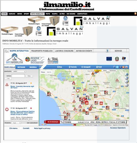 info mobilit 224 la sezione de ilmamilio it dedicata alla
