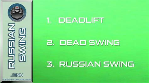 russian swing russian swings