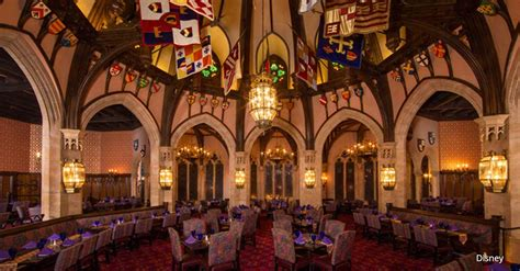 Cinderella S Royal Table Reservations disney is for 11 ways to celebrate your anniversary at disney world