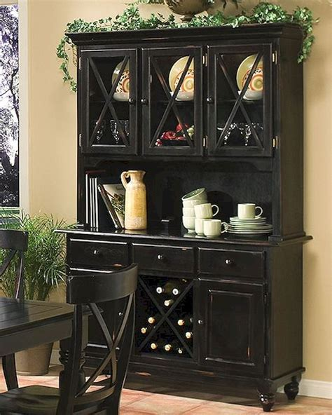 Intercon Solid Wood Buffet And Hutch Roanoke Inrn5379 Solid Wood Buffet And Hutch