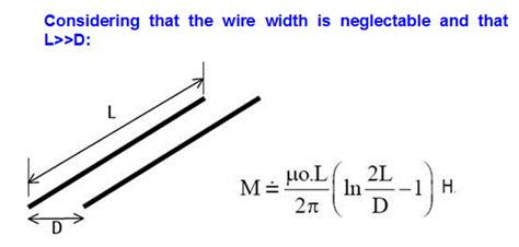 formula inductance wire transmission line how do i analyze crosstalk in an unbraided multi cable electrical