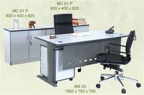 Kursi Kantor Kerja Staf Sekretaris Direktur Nathaniel K J D aditech meja kantor tanpa laci type ms 03 aditech