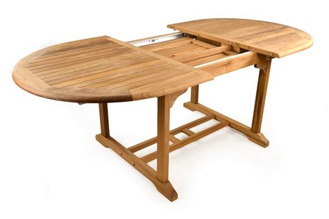 Garden Tables by Westminster 6 8 Seater Teak Garden Table