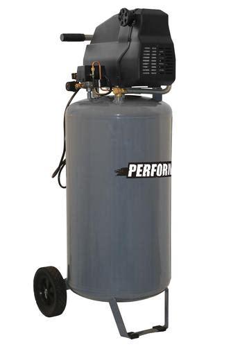 performax  gallon  psi portable electric vertical air compressor  menards