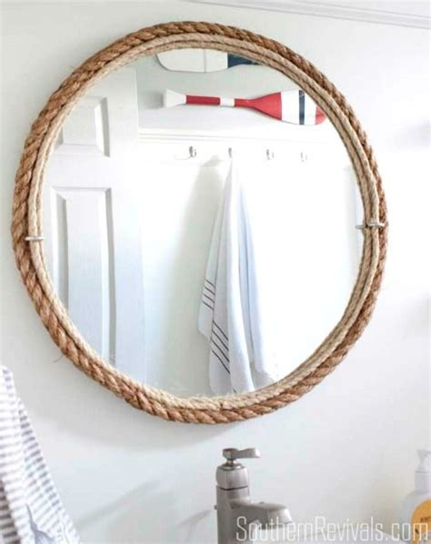 nautical bathroom mirrors pinterest the world s catalog of ideas