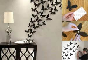 Butterflies Wall Decor Home Design Garden