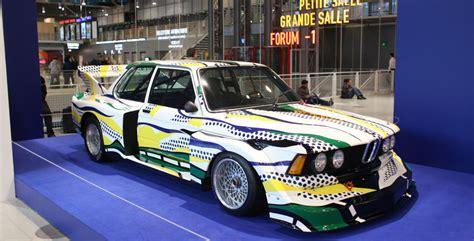 lichtenstein bmw la bmw 320i de roy lichtenstein 224 autocult fr