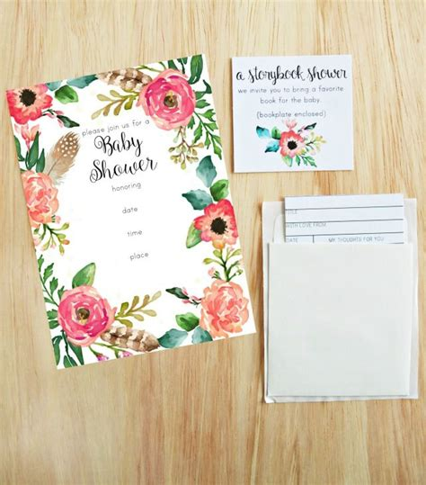 Where Can I Shower For Free by 17 Sets Of Free Baby Shower Invitations You Can Print