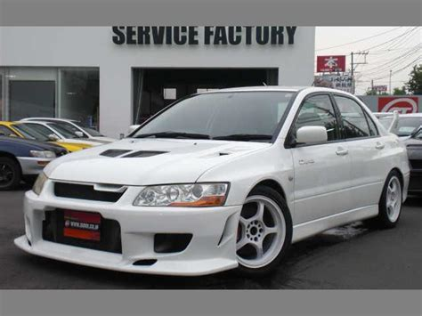 featured 2001 mitsubishi lancer gsr evo 7 at j spec imports