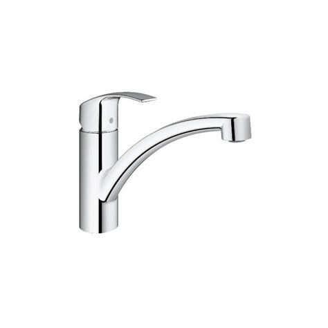 robinetterie cuisine grohe mitigeur evier moderne
