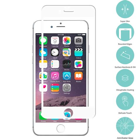 Iphone 6 6g 6s Tempered Glass Screen Guard Protector for iphone 6 plus 6s plus tempered glass screen protector ebay