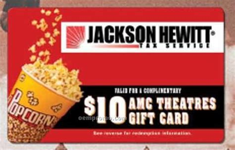 Amc Theatres Gift Cards Accepted At - amc theatres custom branded 5 00 entertainment card china wholesale amc theatres