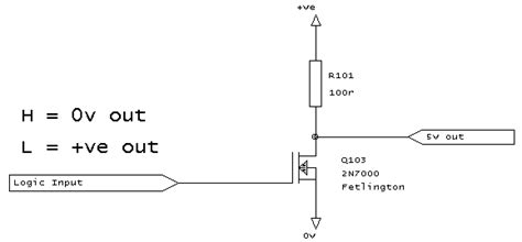pull up resistor relay paul blitz technical articles