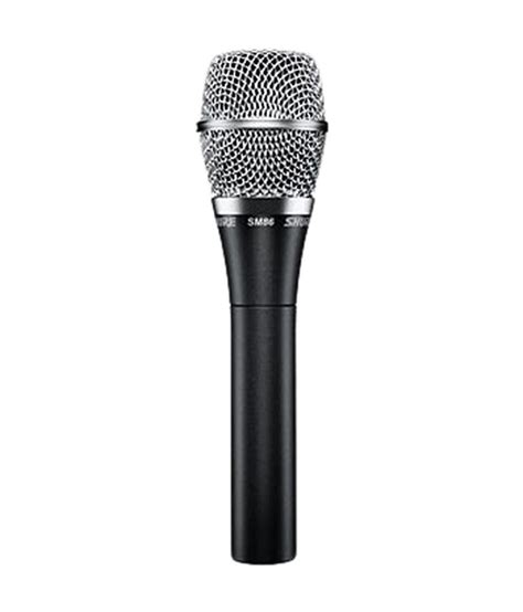 Mic Wireless Shure Ugx 32 Mic Handle 1 buy shure sm86 cardioid condenser handheld vocal microphone at best price in india snapdeal