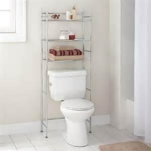 Bathroom Space Saver Chrome Brescia 3 Shelf Bathroom Space Saver Chrome Finish