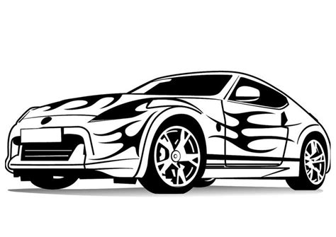 coloring pages sports cars printable coloring pages of sports cars coloring home