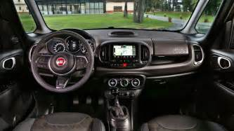 Fiat 500l Consumer Reviews Fiat 500l 2017 Facelift Review By Car Magazine