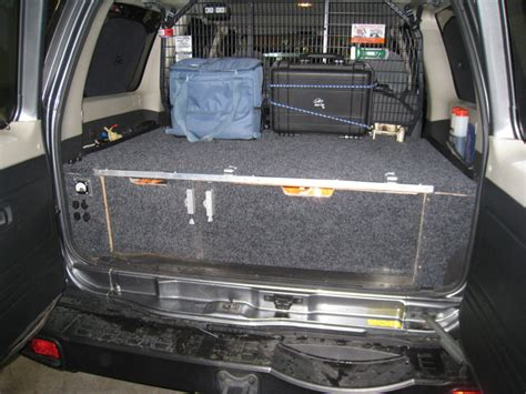 build your own drawers 4wd make your own rear drawer system rveethereyet