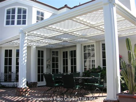Shade Patio Cover by Shade Patio Covers Cornerstone Patio Covers Decks