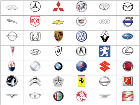 Auto Logo Images by Automaker Logos Superior Car Talk