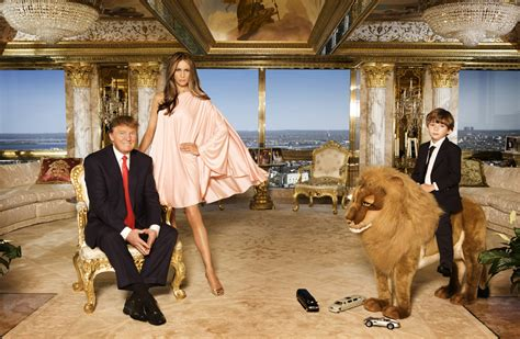 trump family photos regine mahaux portraiture celebrity photography