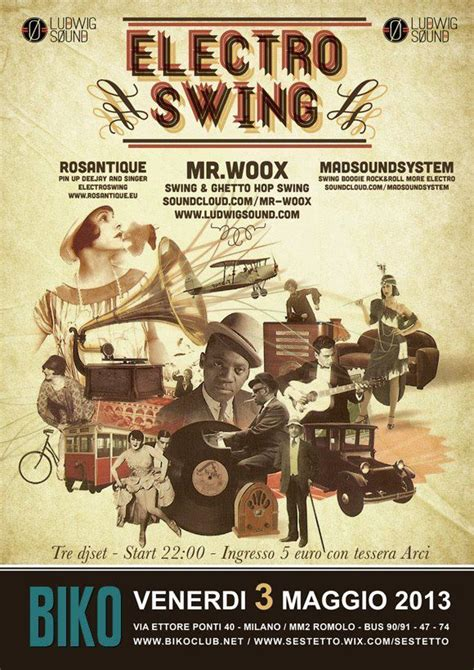 electro swing music artists 1000 ideas about electro swing on pinterest swing song