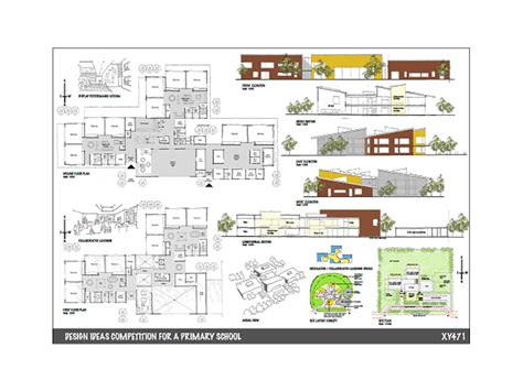 design contest launched for czech primary school gilroy mcmahon architects winner of primary schools for