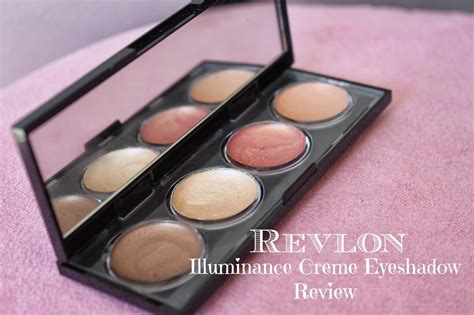 Eyeshadow Revlon Review australian review review of the revlon illuminance