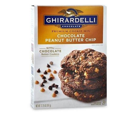 Chocolate Chip Premium Cookies Hobite ghirardelli chocolate peanut butter chip premium cookie