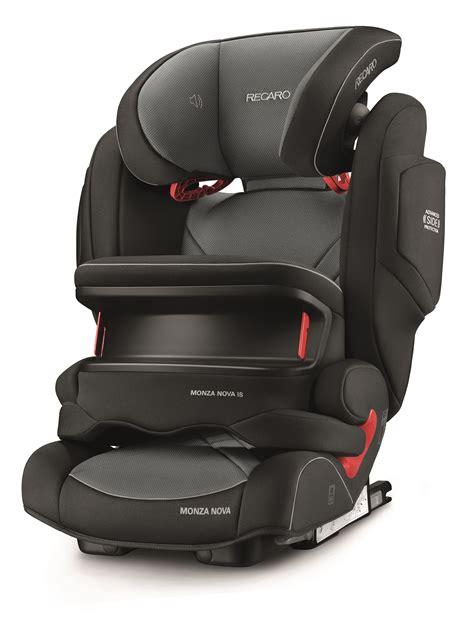 silla recaro silla de auto monza is seatfix 2018 carbon black