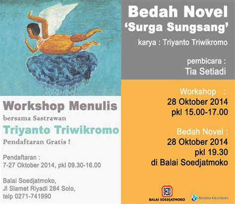 Buku Novel Benang Merah indonesia sastra bs