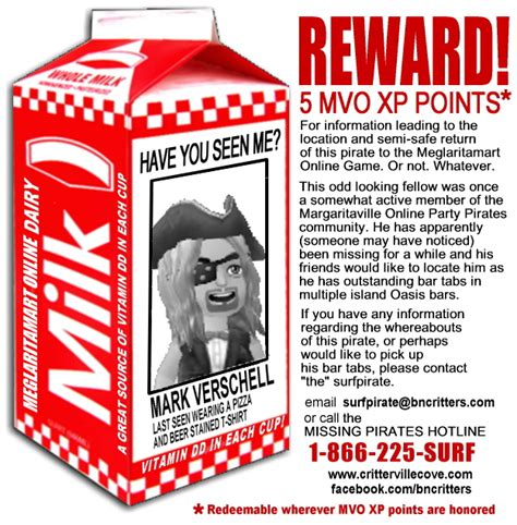 missing person milk template pin milk missing person template on