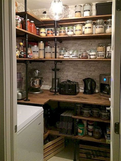diy farmhouse pantry shelves farmhouse room pantry