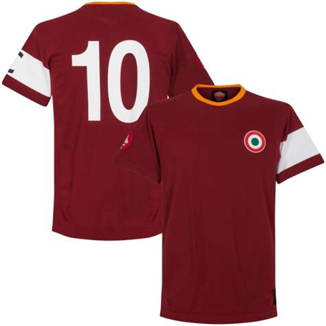 Tshirt As Roma 8 copa as roma captains t shirt