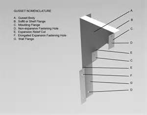 Cornices Definition Cornice Gussets Saf Southern Aluminum Finishing Co