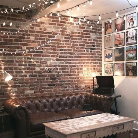 exposed brick wall lighting ninety 8 space ninety 8 brooklyn ny everything