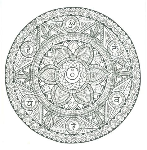 pretty designs coloring pages this would be a pretty mandala tattooo tattoos