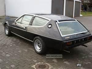 1974 Lotus Elite 1974 Lotus Elite H Plates Car Photo And Specs