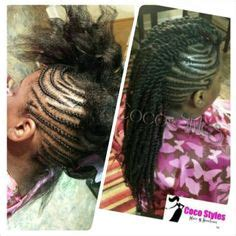 marley hair mohawk style mohawk with marley hair ghanabraids pinterest
