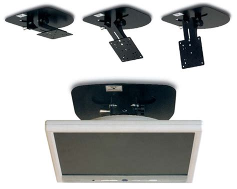 tv a soffitto porta tv a soffitto siderc accessori per cer
